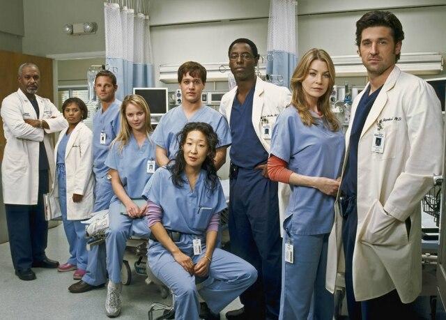Série 'Grey's Anatomy' está na 15º temporada.
