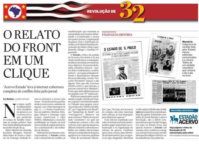 O Estado de S.Paulo - 09/7/2012