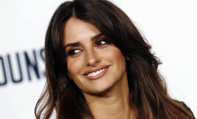 Penélope Cruz é casada com o ator Javier Bardem