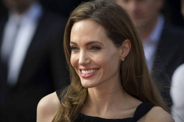 Atriz Angelina Jolie