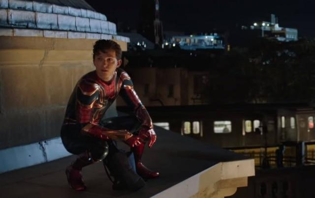'Homem-Aranha: Longe de Casa' estreia em julho deste ano.