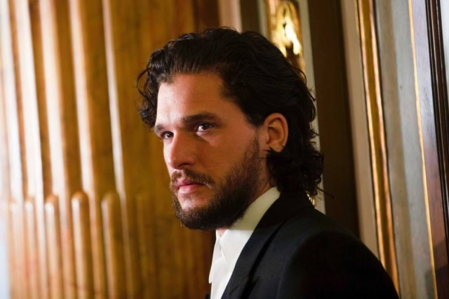 O ator Kit Harington.