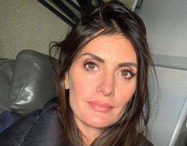 A modelo e apresentadora do SBTIsabella Fiorentino.