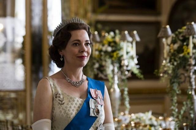A atriz Olivia Colman segue no papel da rainha Elizabeth II na quarta temporada de 'The Crown'