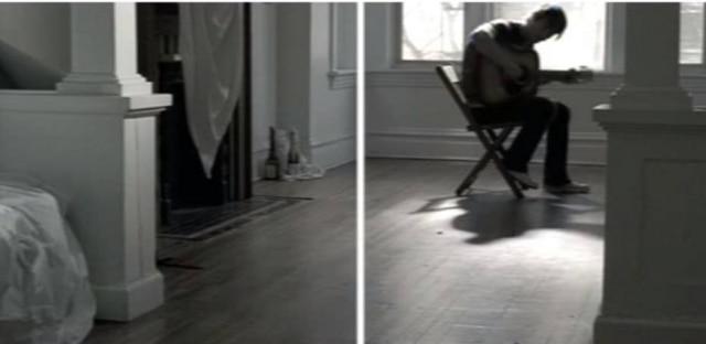 Cena do clipe de 'Hey There Delilah', lançado em 2005.