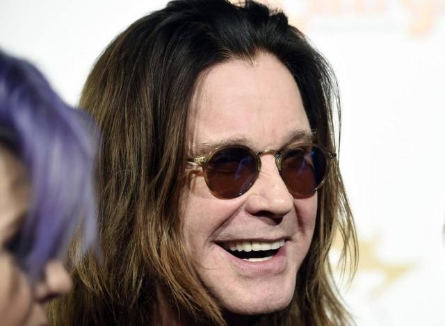 Ozzy Osbourne em 2014.
