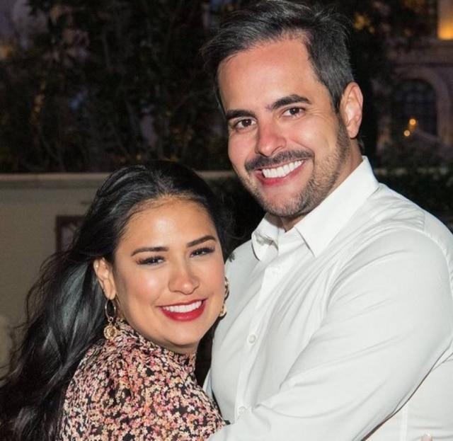 A cantoraSimone e o empresário Kaká Diniz tiveram uma filha nesta segunda-feira, 22