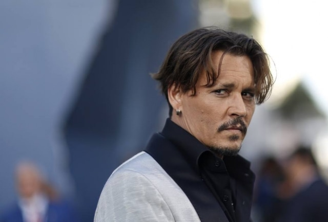 Ator Johnny Depp