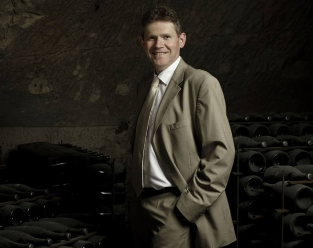Dominique Demarville, chef de Caves da Veuve Clicquot