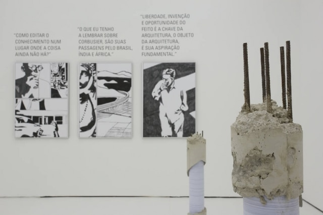 Trajetória profissional de Le Corbusier é destaque no MCB