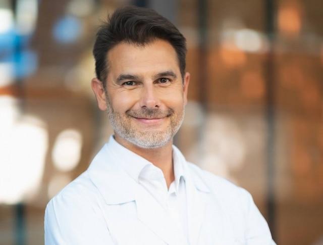 O neurocirurgião Fernando Gomes, colaborador do programa 'Aqui na Band'.