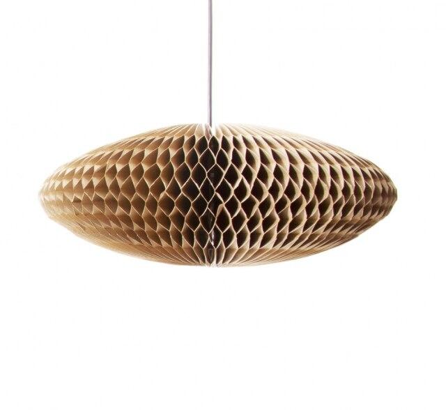 Luminária Elipse, por R$115, na Crafta