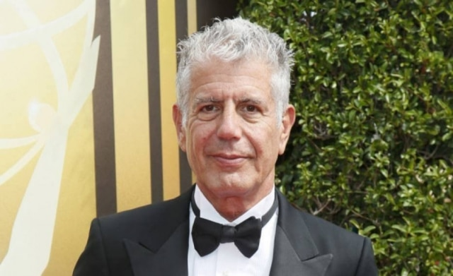 O protagonista de 'Parts Unknown', Anthony Bourdain