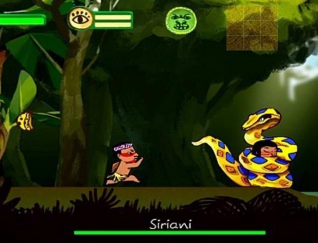 TriboKaxinawádesenvolveu game para preservar memória da comunidade.