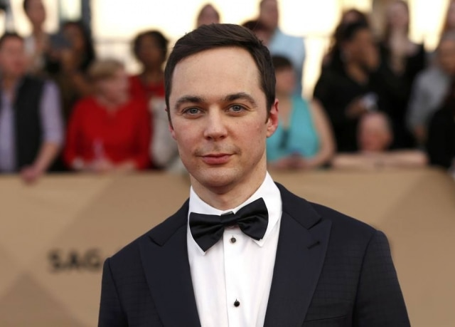 Jim Parsons, ator que interpreta Sheldon Cooper em 'The Big Bang Theory'.