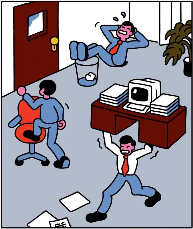 As companhias podem melhorar a saúde dos trabalhadores, mas somente se eles se comportarem de maneira inteligente a este respeito