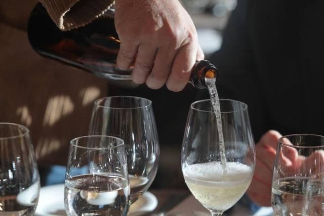 Degustação de vinhos da nova fronteira vinícola