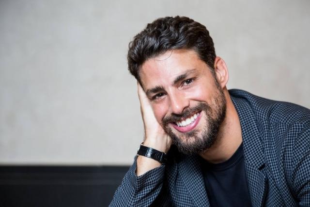 O ator Cauã Reymond