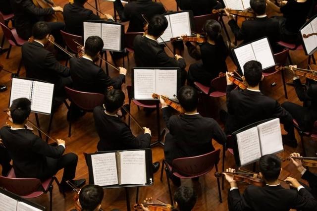 Orquestra Sinfônica de SP se apresenta gratuitamente na Faculdade de Direito da USP.