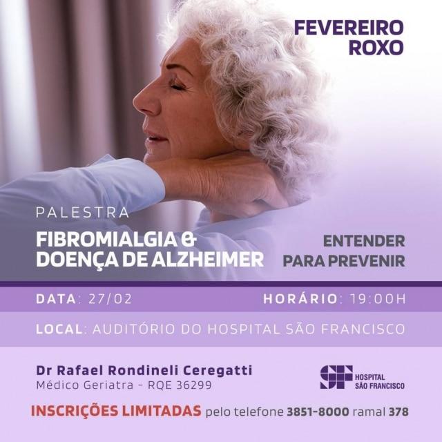 O diagnóstico para fibromialgia e para Alzheimer pode deixar o paciente com oscilação de humor, além dos sintomas orgânicos.