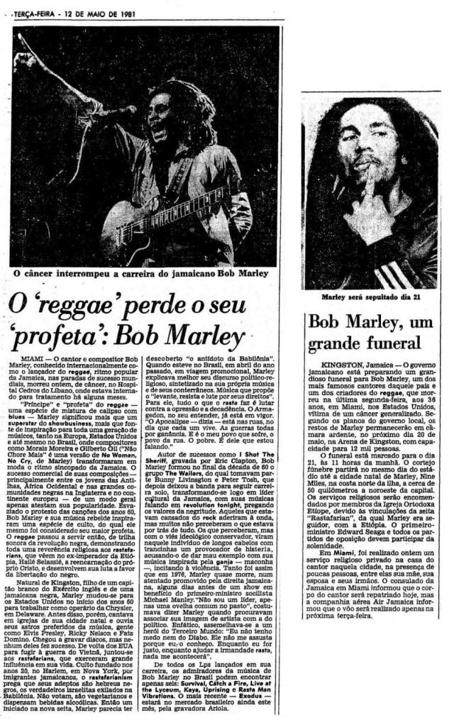 >Estadão - 12/5/1981e15/5/1981