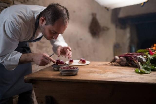 A terceira temporada é toda dedicada a chefs franceses, como Alexandre Couillon.