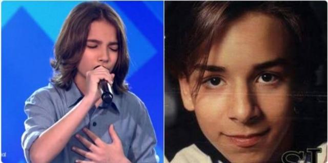 Um dos participantes foi comparado ao cantor Júnior