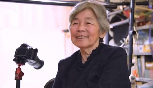 Kimiko Nishimoto, fotógrafa