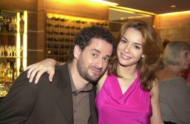 Marcos (Dan Stulbach) e Doris (Regiane Alves).