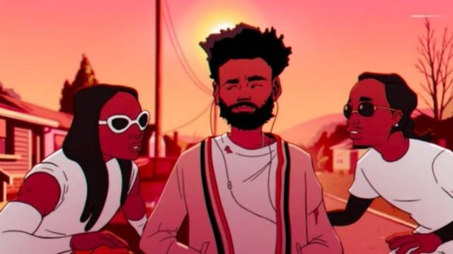 'Feels like Summer', de Childish Gambino, tem diversas referências a personalidades do pop,hip hop e política.