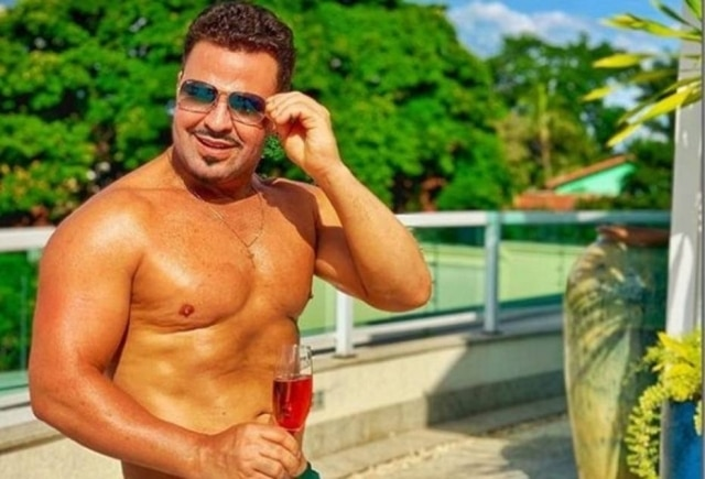 O cantor sertanejoEduardo Costa.