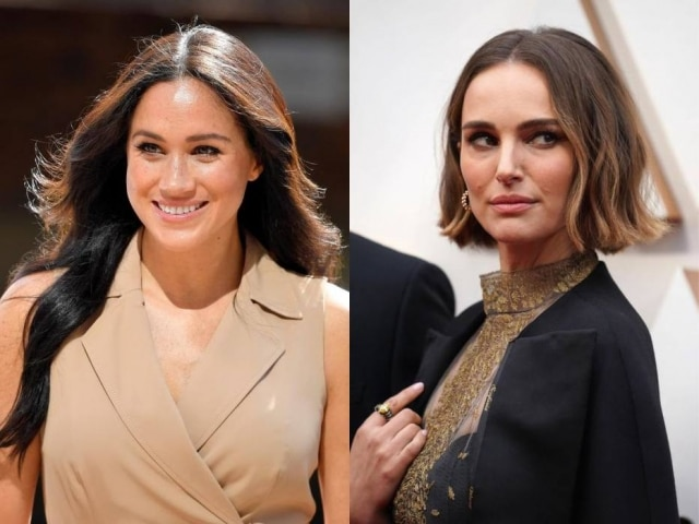 Meghan Markle, and Natalie Portman, will narrate the new two movies Disney