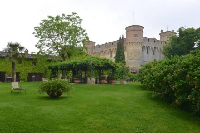 O Civitella Ranieri, castelo do século 15, se tornou um retiro para artistas - e para a cozinha tradicional da região.