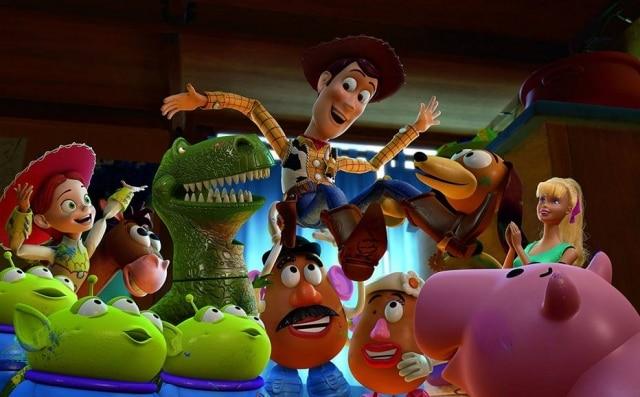'Toy Story 4' estreia em 2019.