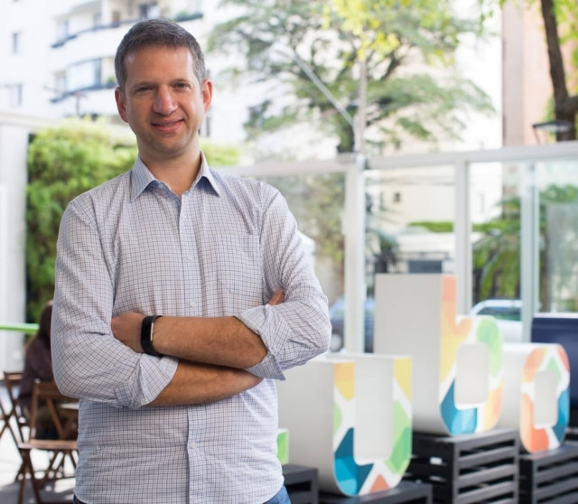 Flavio Pripas, diretor geral do espaço de coworking Cubo Itaú- Crédito: SM2 Fotografia