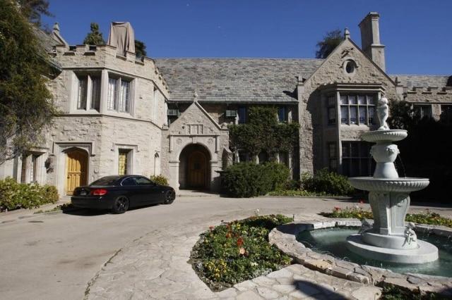 Mansão Playboy, em Los Angeles, é usada em filme de Tarantino.