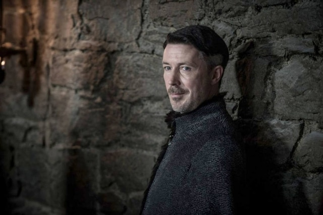 Petyr Baelish, de 'Game of Thrones', interpretado por Aidan Gillen.