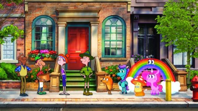 Discovery Kids exibirá episódios inéditos de 'The Dog and Pony Show' em janeiro