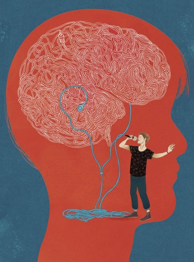 """Muitos pesquisadores presumem há bastante tempo que o cérebro humano seja equipado com algum tipo de """"câmara musical"""""""