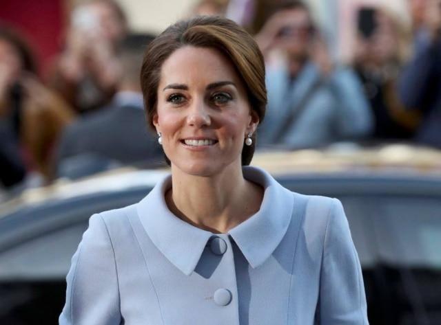 A Duquesa de Cambridge,Kate Middleton.