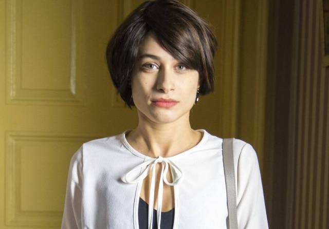 Luisa Arraes.