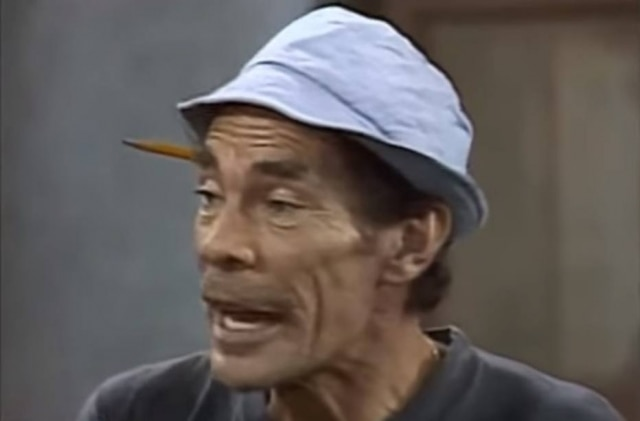 Seu Madruga, personagem de Ramón Valdés