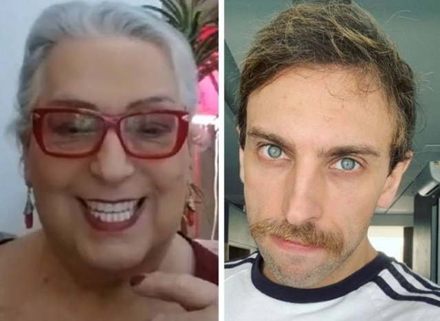 Mamma Bruschetta e Leo Lins