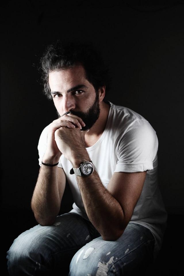 O co-curador da exposição MADE a Milano, Bruno Simões