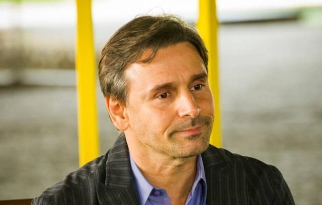 O ator Murilo Rosa