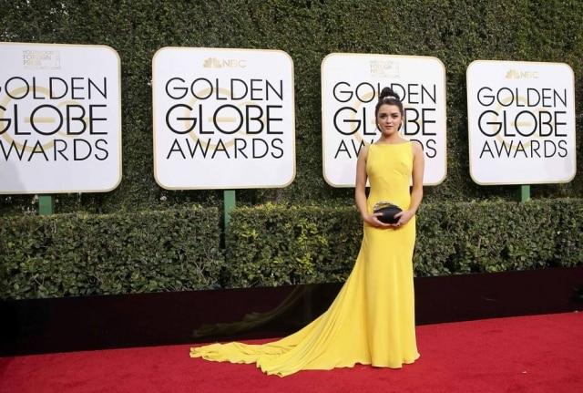 A atriz Maisie Williams revelou que quase não participou dos testes da série 'Game of Thrones' por conta de uma viagem escolar