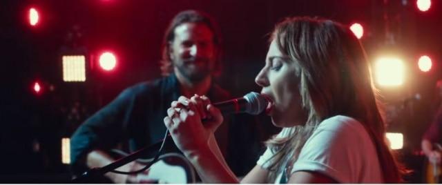 Bradley Cooper e Laday Gaga atuam no terceiro remake de'Nasce Uma Estrela'.