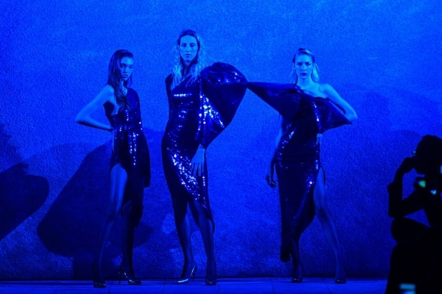 O inverno 2018 de Rober Dognani, expert e uma moda festa nada convencional, mostrado na edição de número 42 do evento, em novembro do ano passado