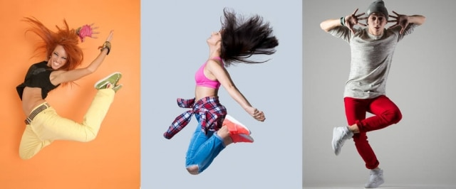 Ao dançar, a pessoa libera endorfina e serotonina, responsáveis pela sensação de felicidade e bem-estar.