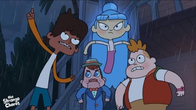 Episódio de 'Caçadores de Monstros', que terá episódios inéditos exibidos nas férias de verão